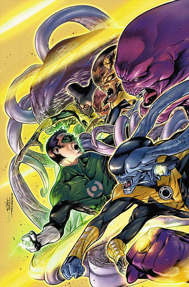 Hal Jordan And The Green Lantern Corps #3 (Cover A Rafael Sandoval & Jordi Tarragona)