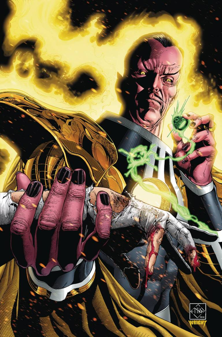 Hal Jordan And The Green Lantern Corps #4 (Cover A Ethan Van Sciver)