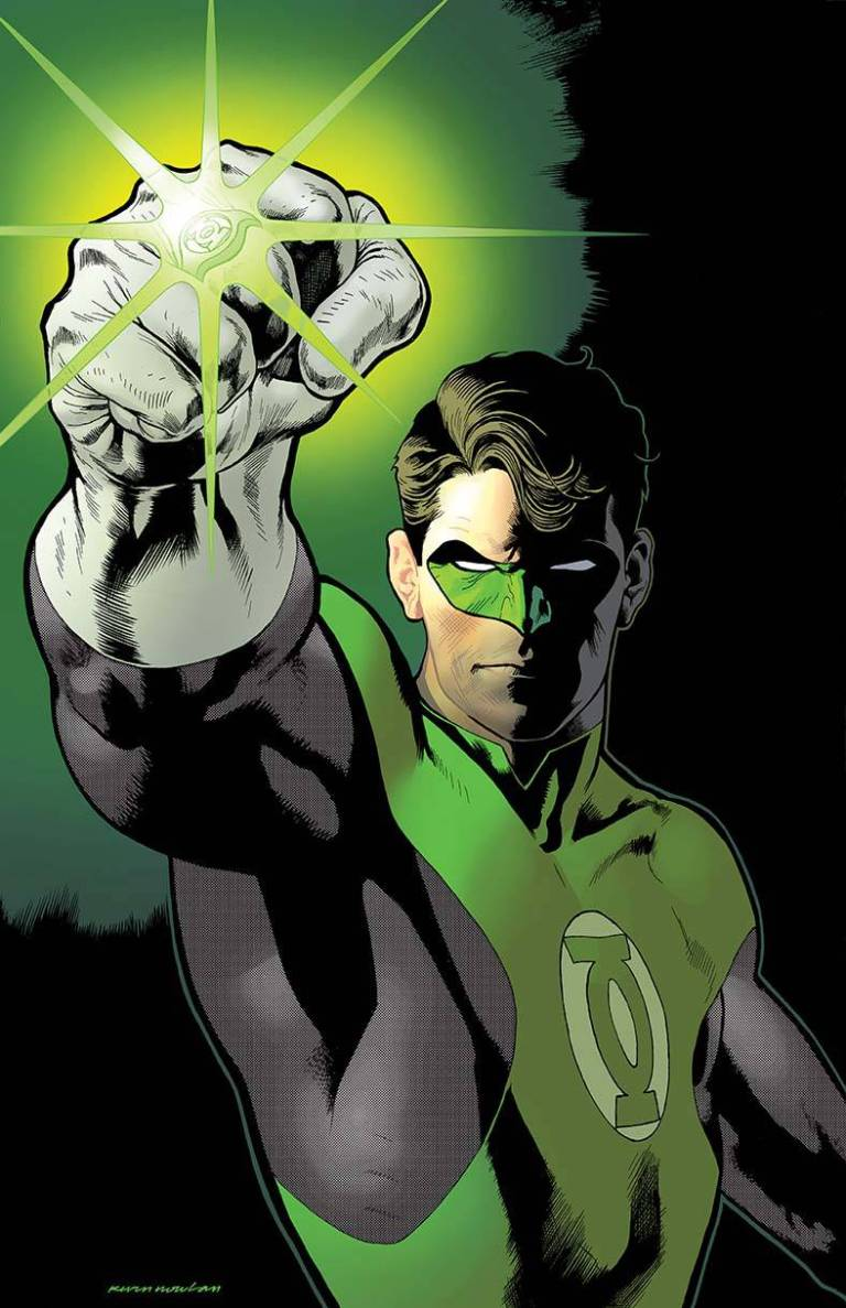 Hal Jordan And The Green Lantern Corps #4 (Cover B Kevin Nowlan)