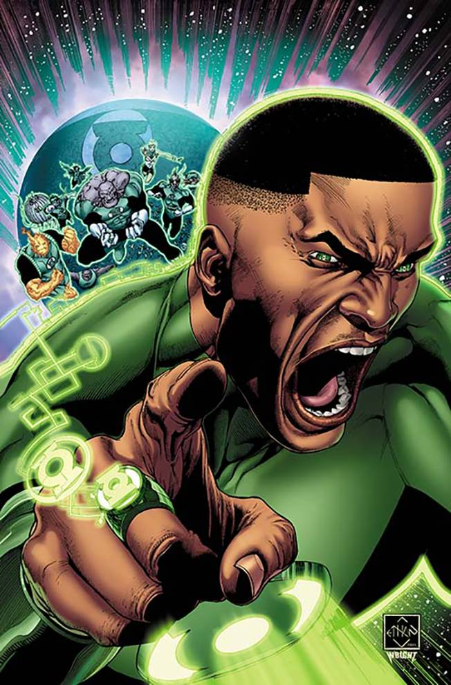 Hal Jordan And The Green Lantern Corps #5 (Cover A Ethan Van Sciver)