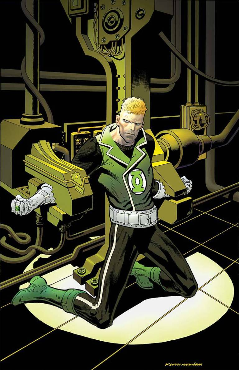 Hal Jordan And The Green Lantern Corps #5 (Cover B Kevin Nowlan)