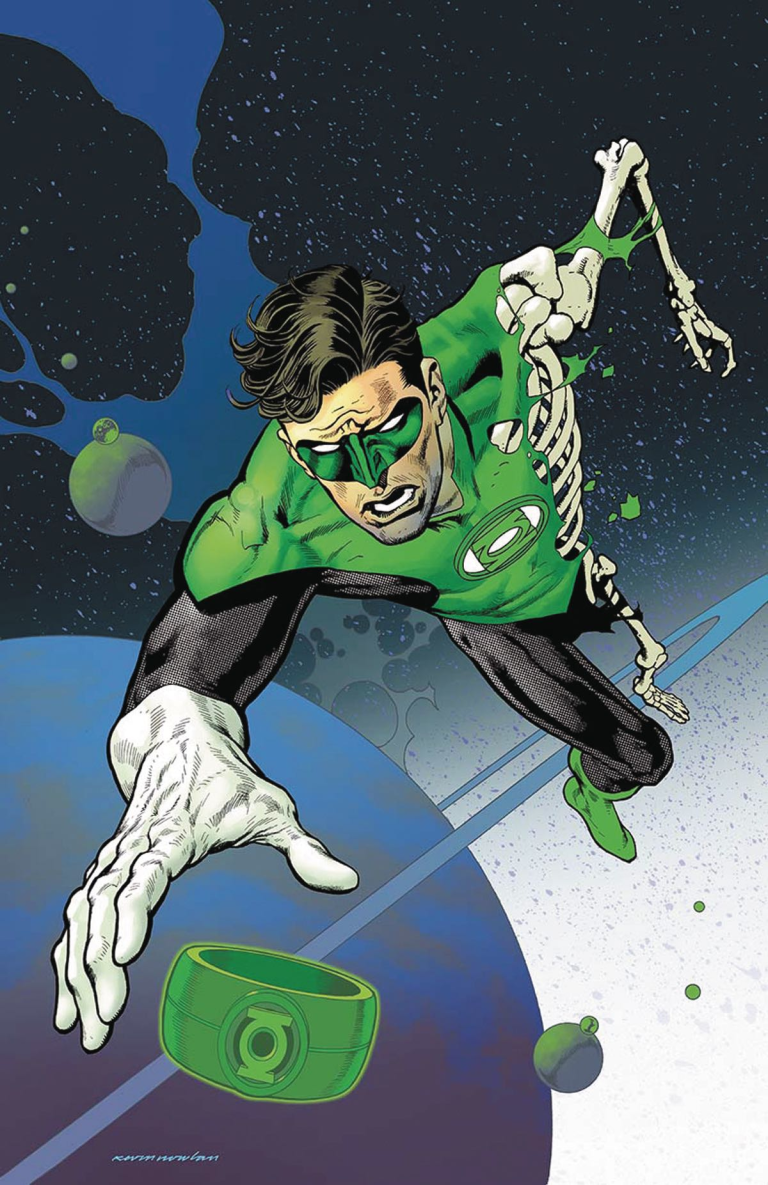 Hal Jordan And The Green Lantern Corps #8 (Cover B Kevin Nowlan)