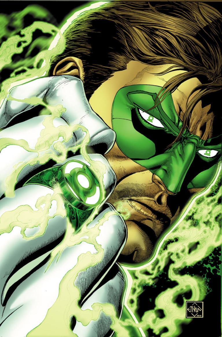 Hal Jordan And The Green Lantern Corps Rebirth #1 (Cover A Ethan Van Sciver)