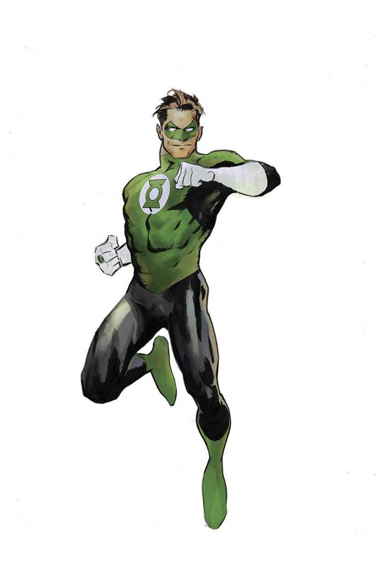 Hal Jordan And The Green Lantern Corps Rebirth #1 (Cover B Cary Nord)