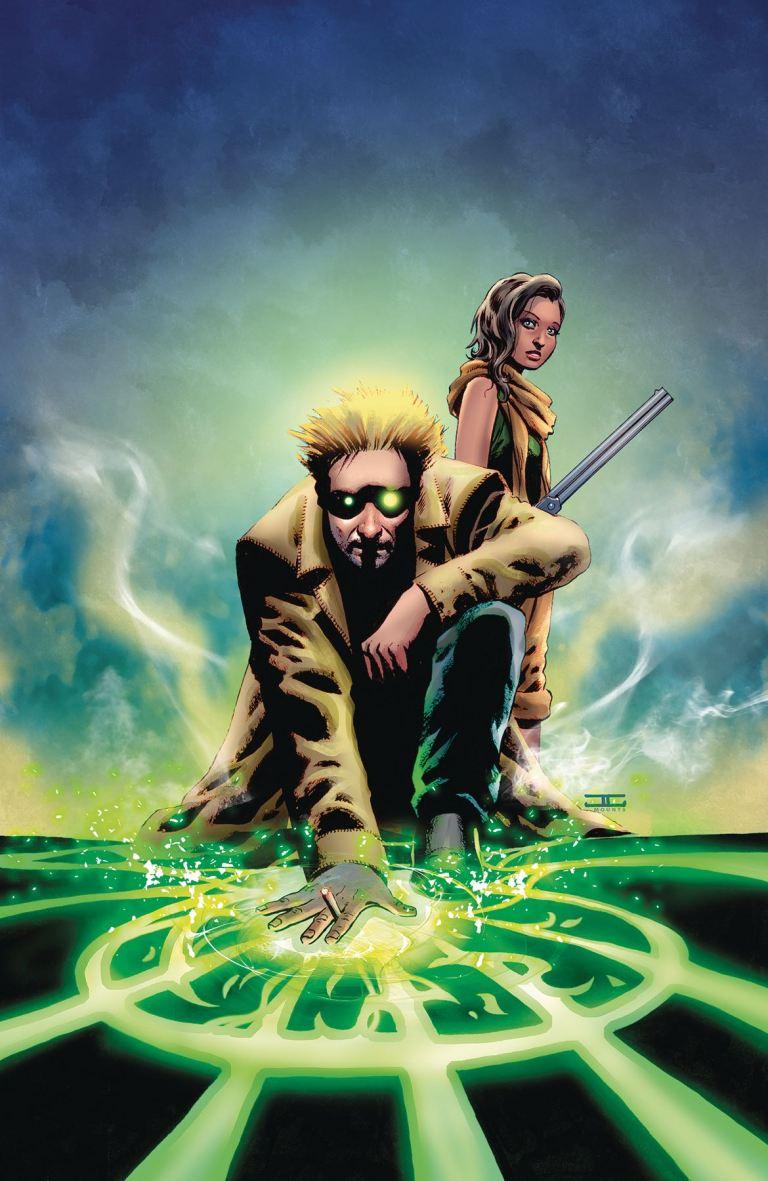Hellblazer #5 (Cover A John Cassaday)