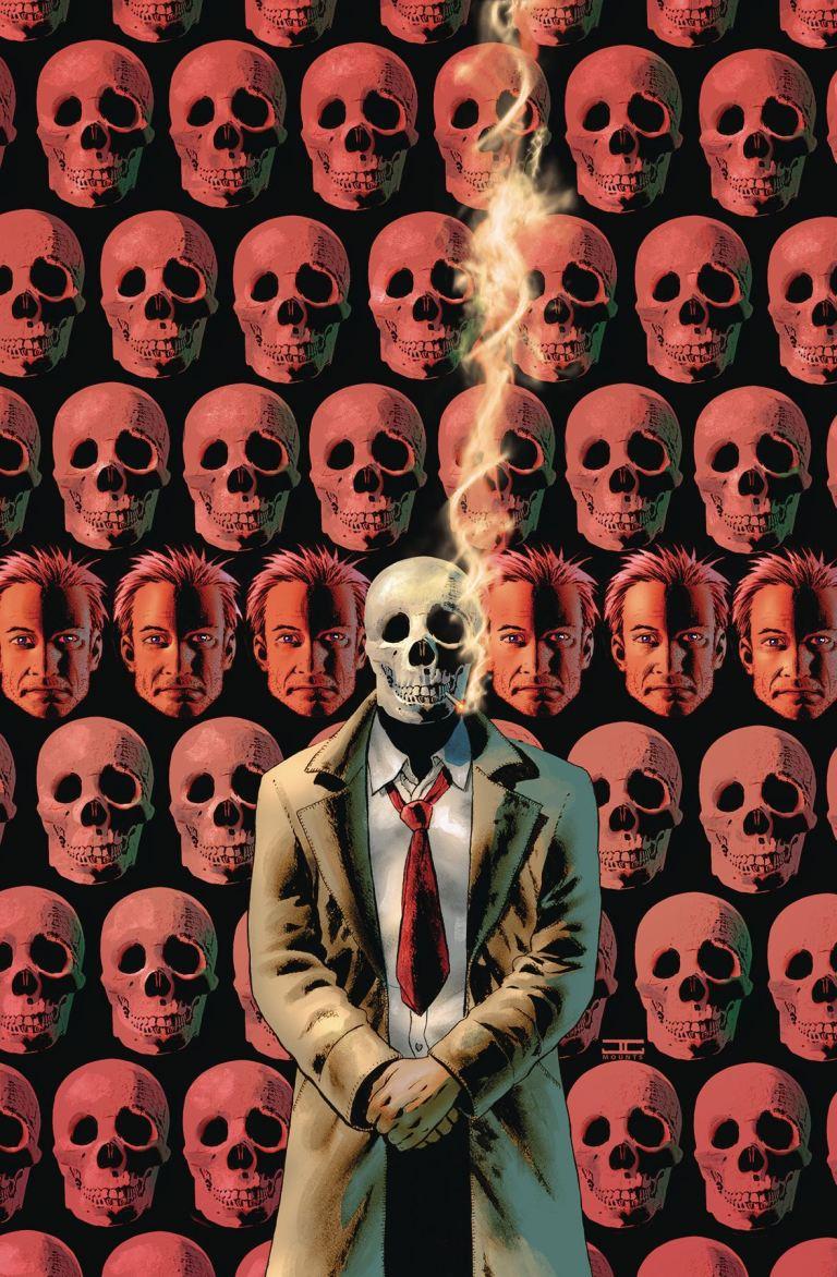 Hellblazer #6 (Cover A John Cassaday)