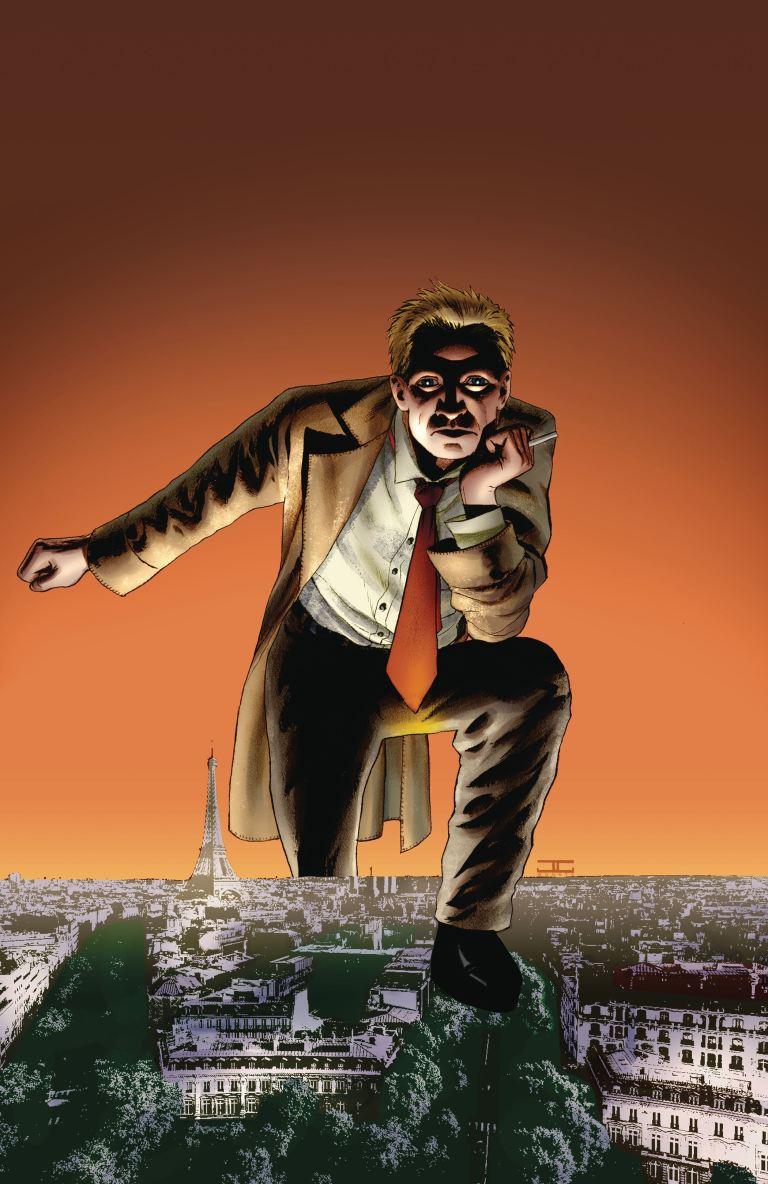 Hellblazer #7 (Cover A John Cassaday)