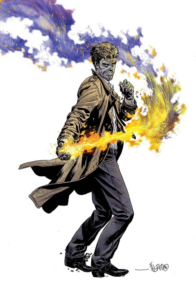 Hellblazer Rebirth #1 (Cover B Duncan Fegredo)