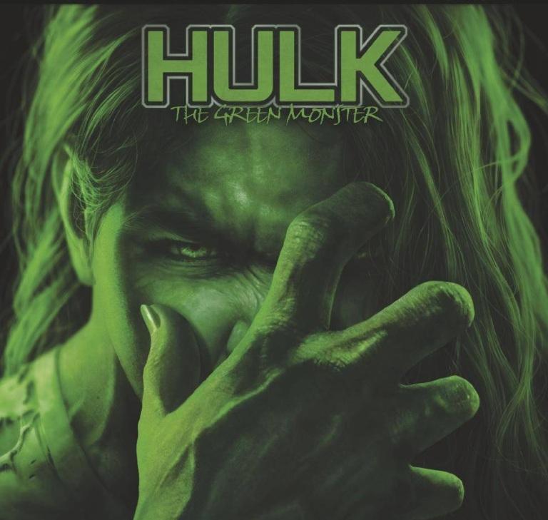 Hulk #1 (Rahzzah Hip-Hop Variant Cover)