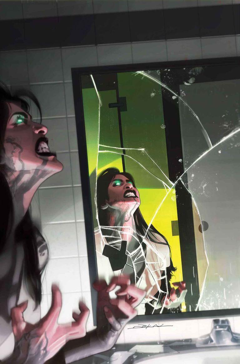 Hulk #2 (Jeff Dekal Regular Cover)