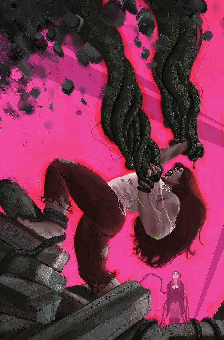 Hulk #6 (Jeff Dekal Cover)