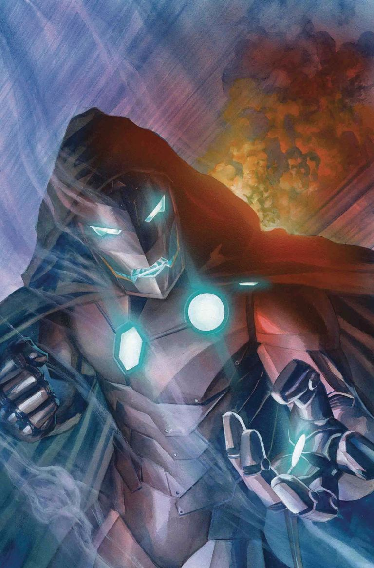 Infamous Iron Man #11 (Alex Ross Cover)