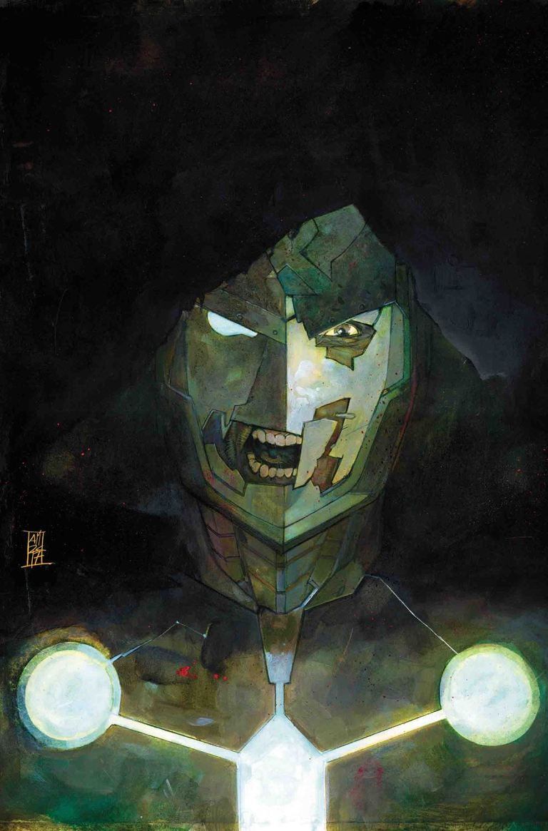 Infamous Iron Man #12 (Cover A Alex Maleev)