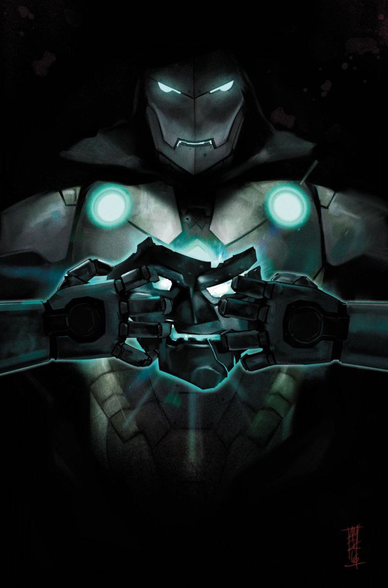 Infamous Iron Man #3 (Alex Maleev Regular Cover)