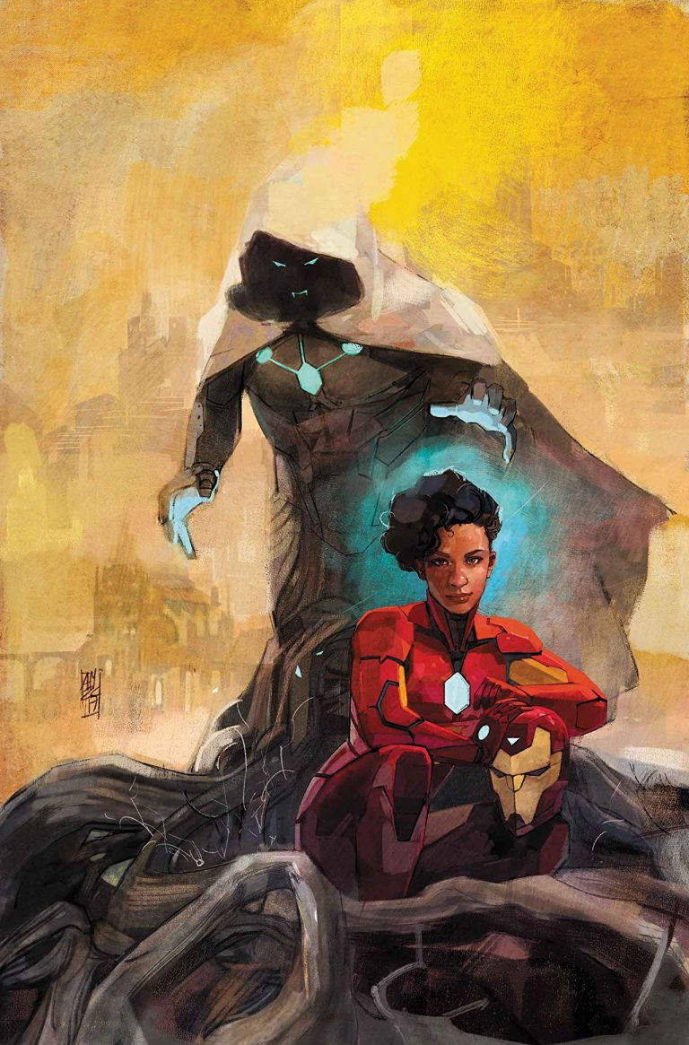 Infamous Iron Man (Alex Maleev Cover)