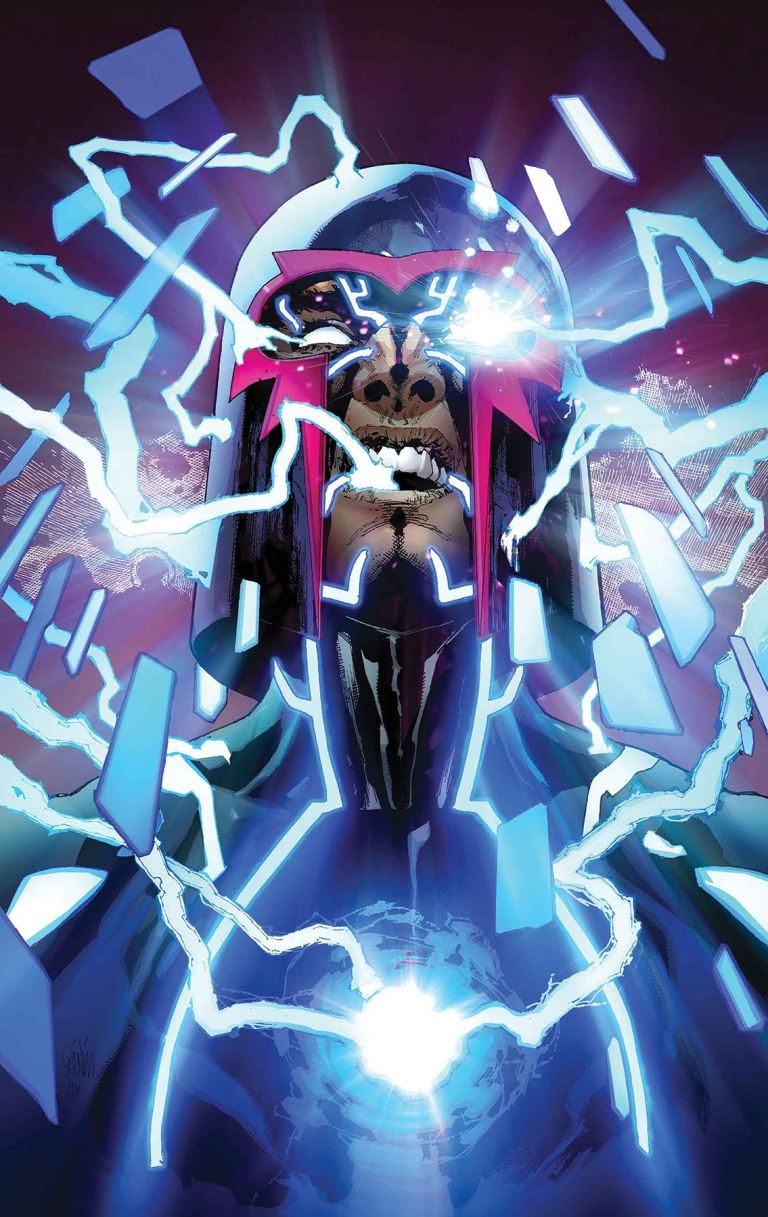 Inhumans Vs X-Men #4 (Leinil Francis Yu Regular Cover)
