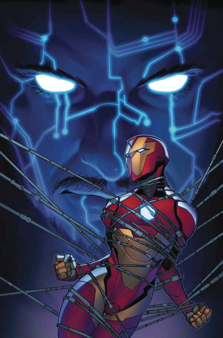 Invincible Iron Man #10 (Cover A Stefano Caselli)