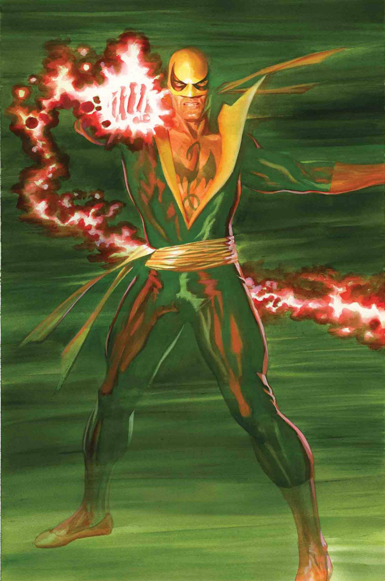 Iron Fist #1 (Alex Ross Variant Cover)