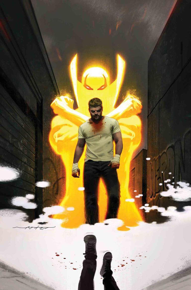 Iron Fist #2 (Cover A Jeff Dekal)