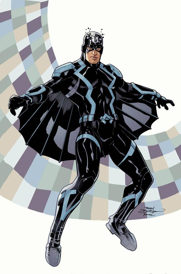 IvX #1 (Terry Dodson Inhumans Variant Cover)