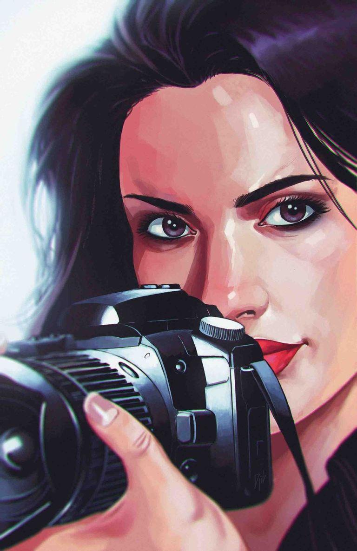 Jessica Jones #12 (Cover B Djibril Morissette-Phan)