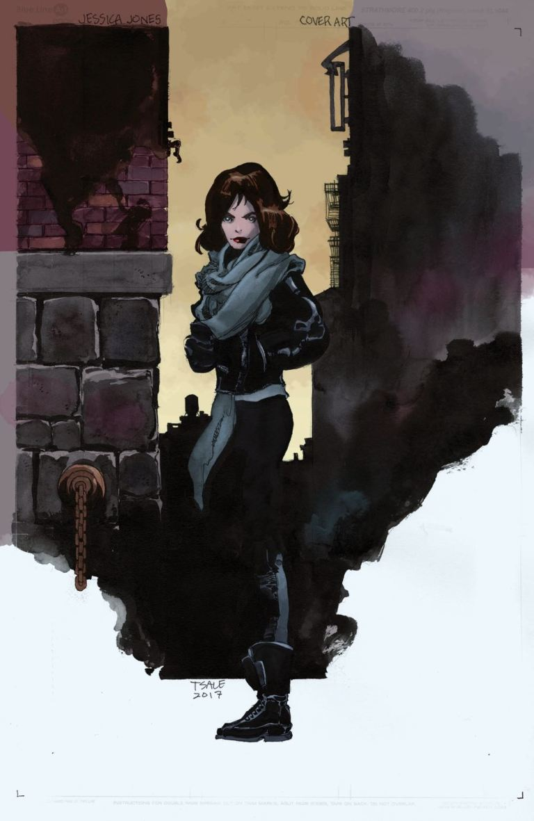 Jessica Jones #13 (Cover D Tim Sale)