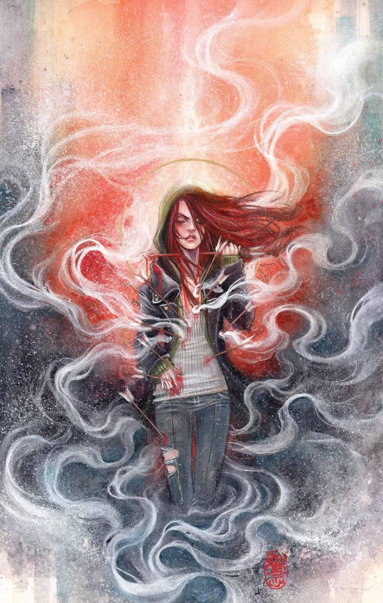 Jessica Jones #3 (Nen Chang Variant Cover)