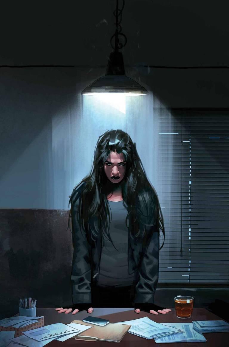 Jessica Jones #4 (Jeff Dekal Variant Cover)