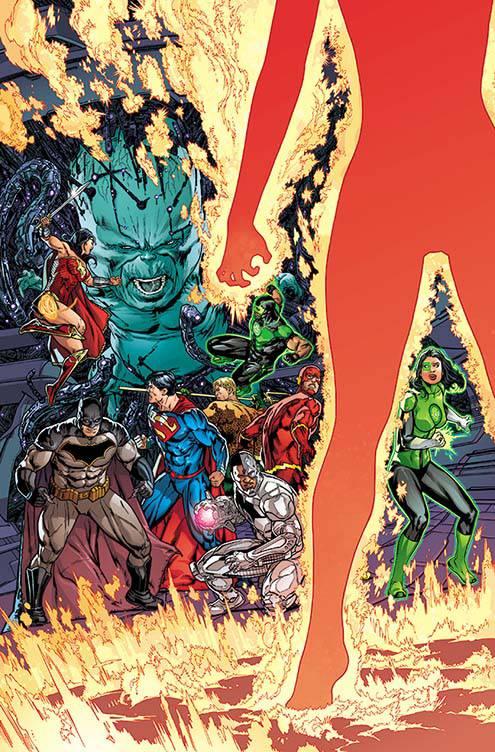Justice League #19 (Cover A Fernando Pasarin & Matt Ryan)