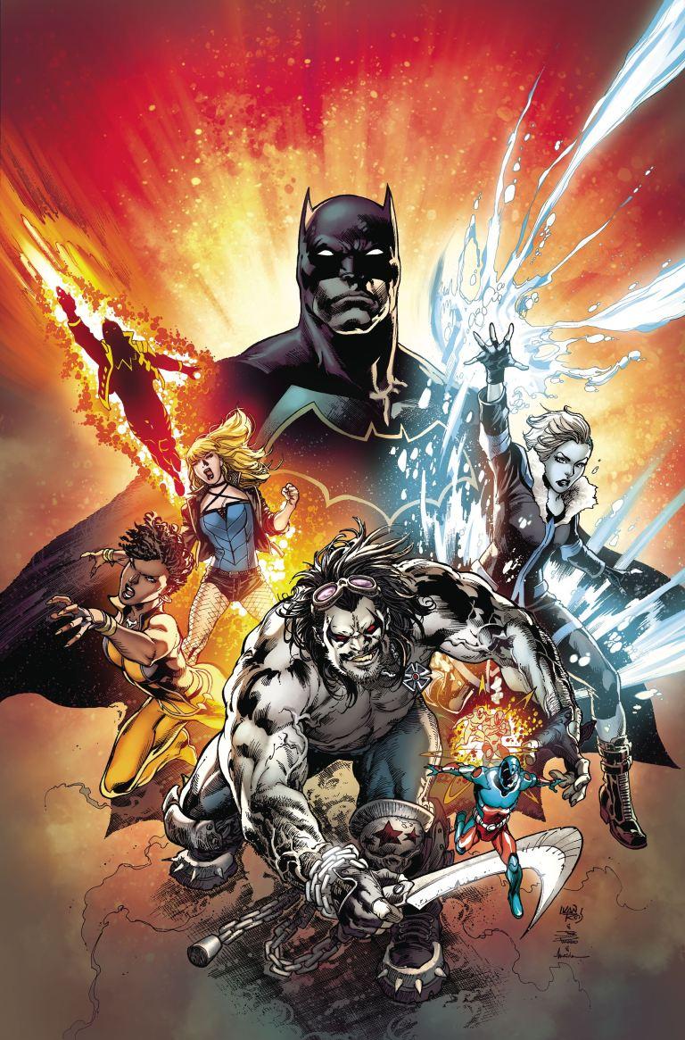 Justice League Of America #1 (Cover A Ivan Reis & Joe Prado)
