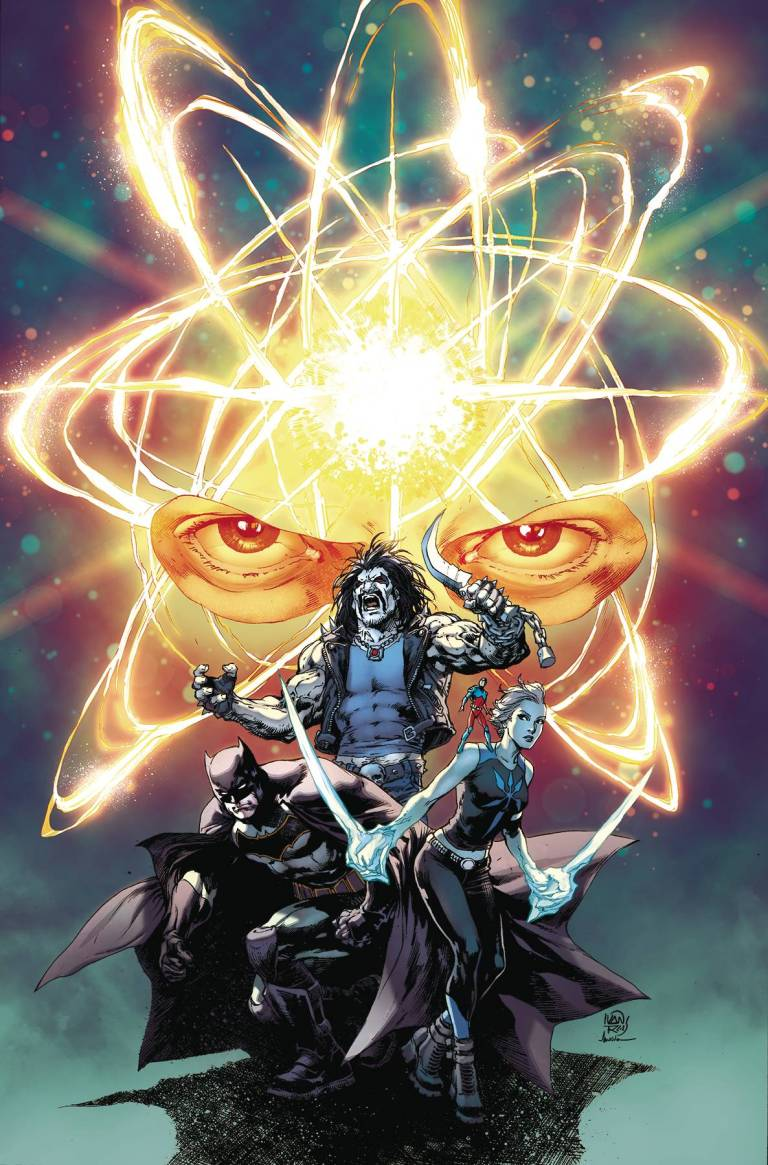 Justice League Of America #12 (Cover A Ivan Reis)