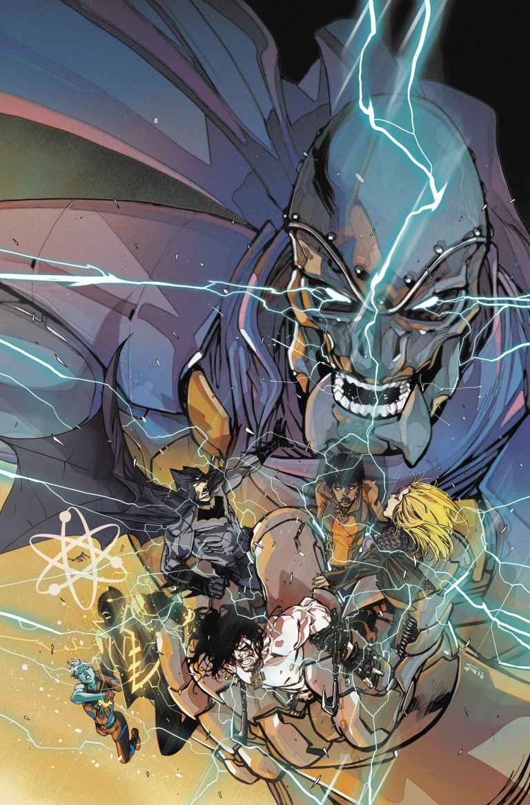 Justice League Of America #2 (Cover A Ivan Reis & Joe Prado)