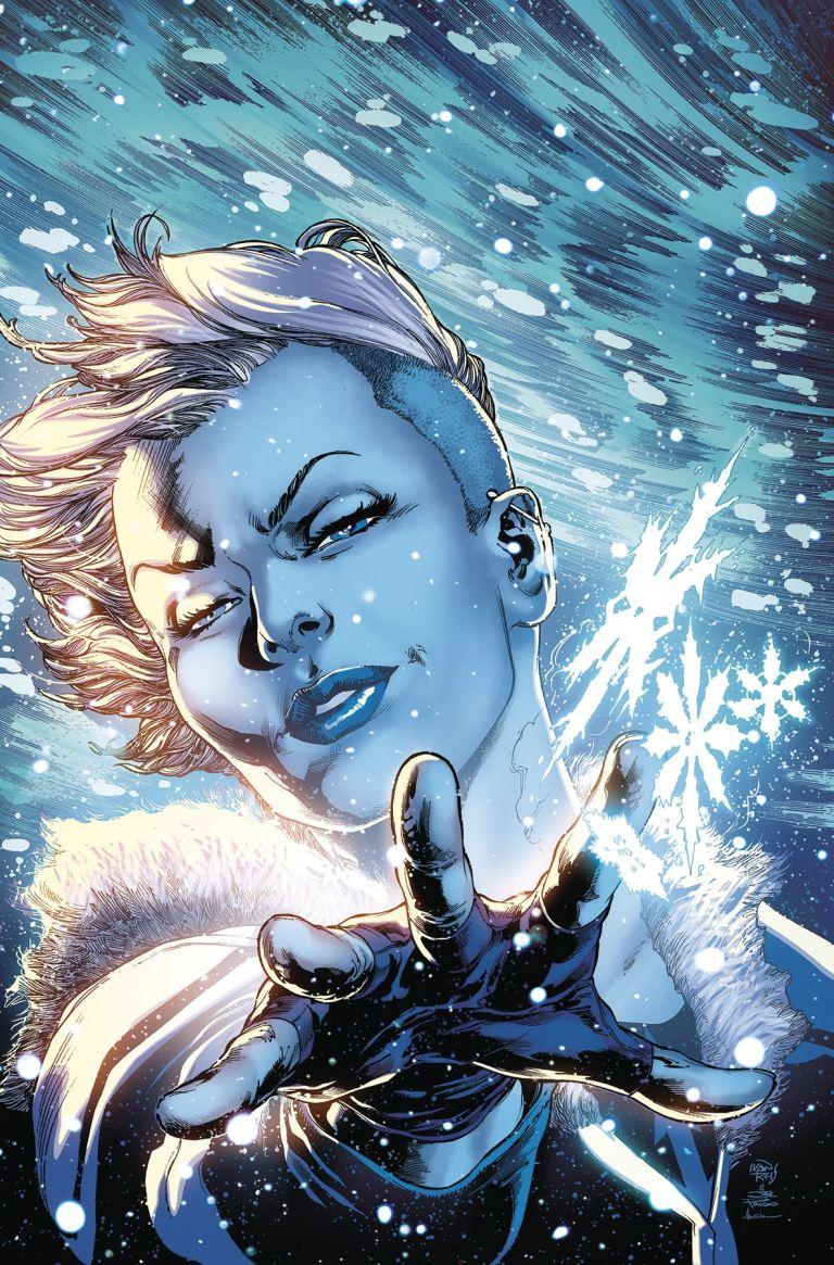 Justice League Of America Killer Frost Rebirth #1 (Cover A Ivan Reis & Joe Prado)