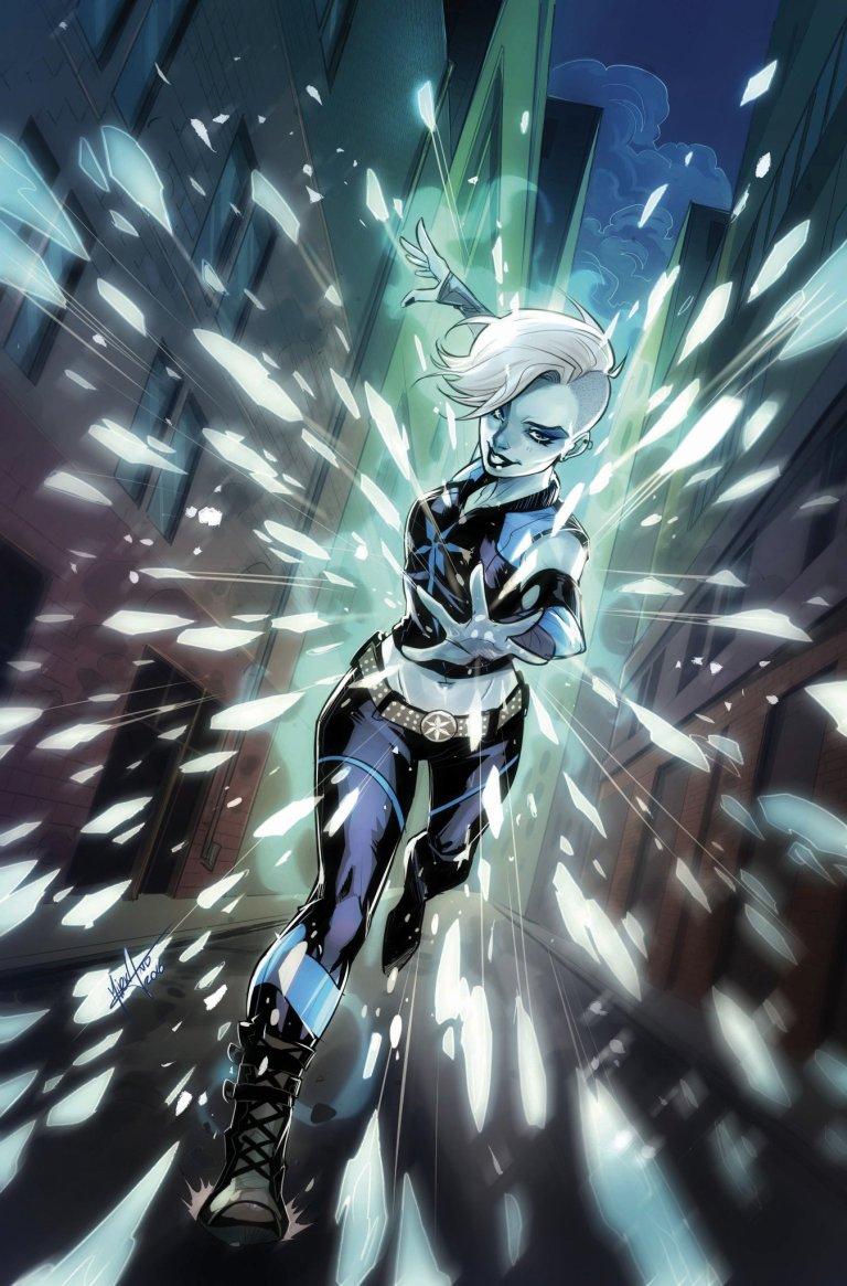 Justice League Of America Killer Frost Rebirth #1 (Cover B Mirka Andolfo)