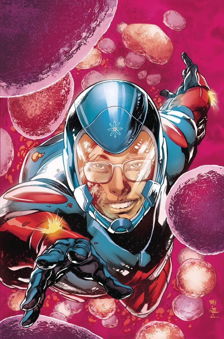 Justice League of America The Atom #1 (Cover A Ivan Reis & Joe Prado)