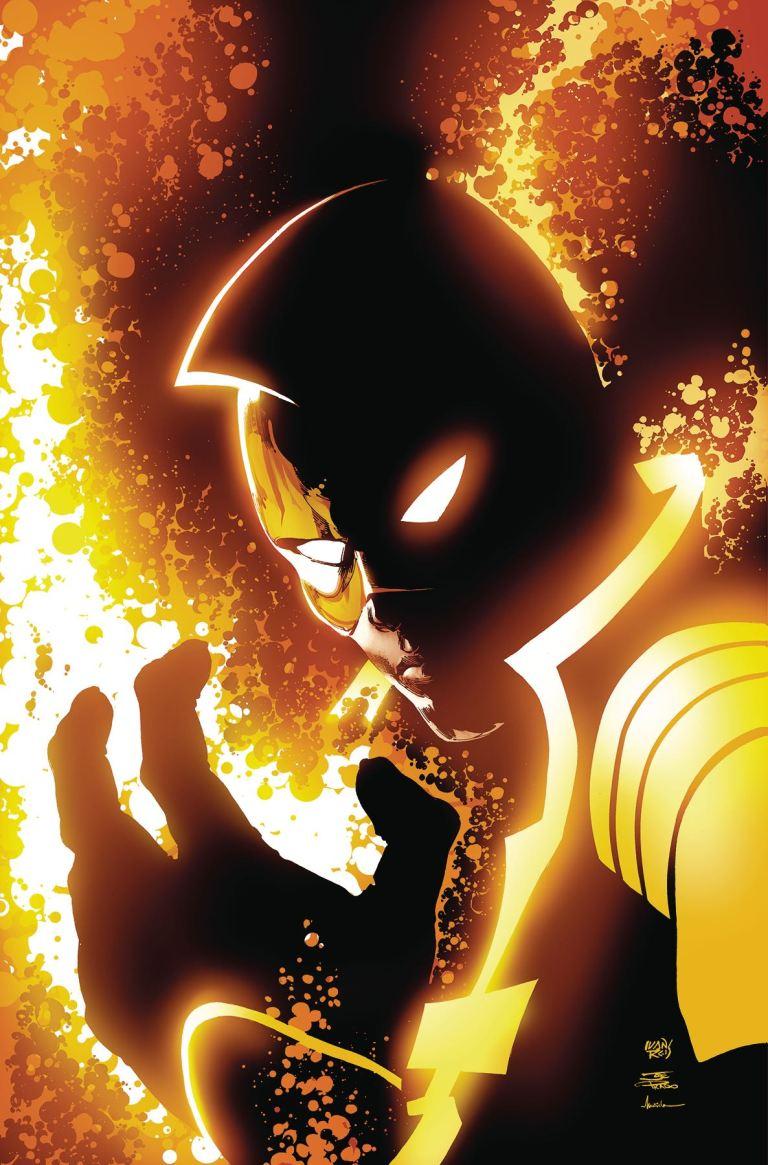 Justice League Of America The Ray Rebirth #1 (Cover A Ivan Reis & Joe Prado)