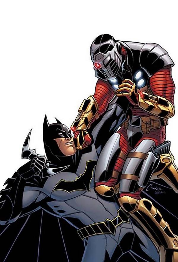 Justice League Vs Suicide Squad #1 (Cover B Amanda Conner)