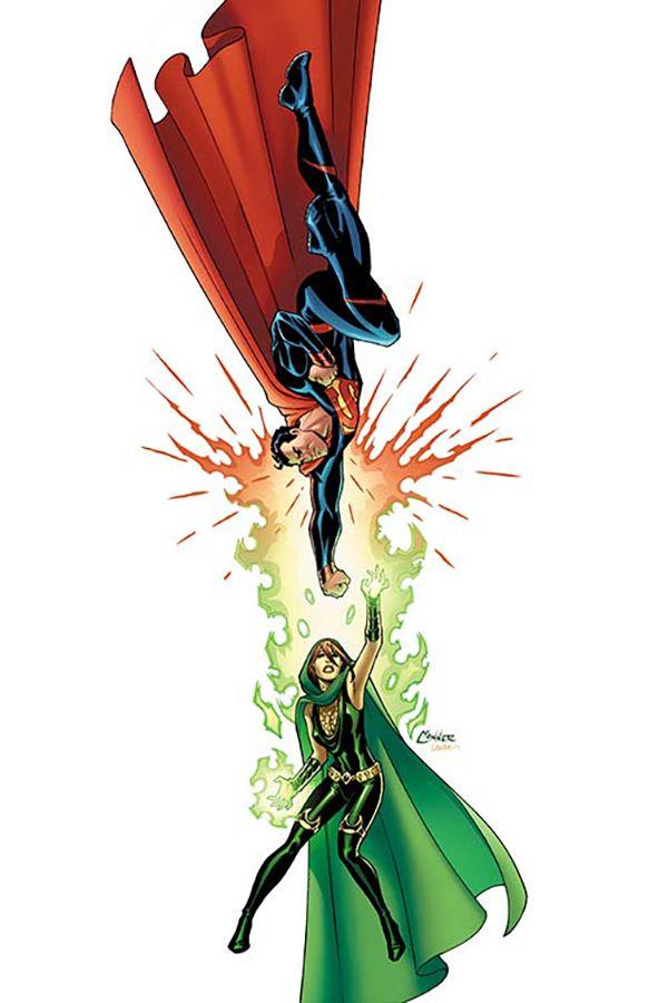 Justice League Vs Suicide Squad #2 (Cover B Amanda Conner)