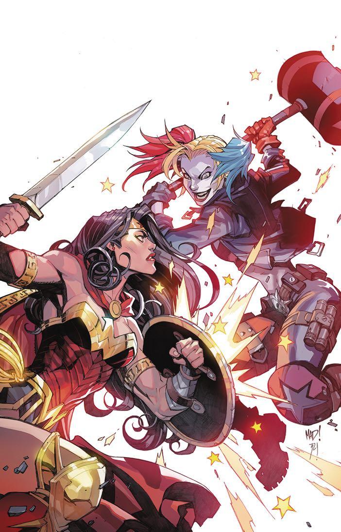 Justice League Vs Suicide Squad #3 (Cover C Joe Madureira)