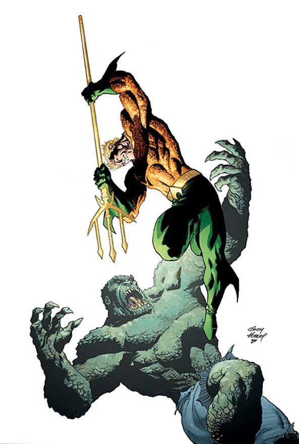 Justice League Vs Suicide Squad #5 (Cover C Andy Kubert)