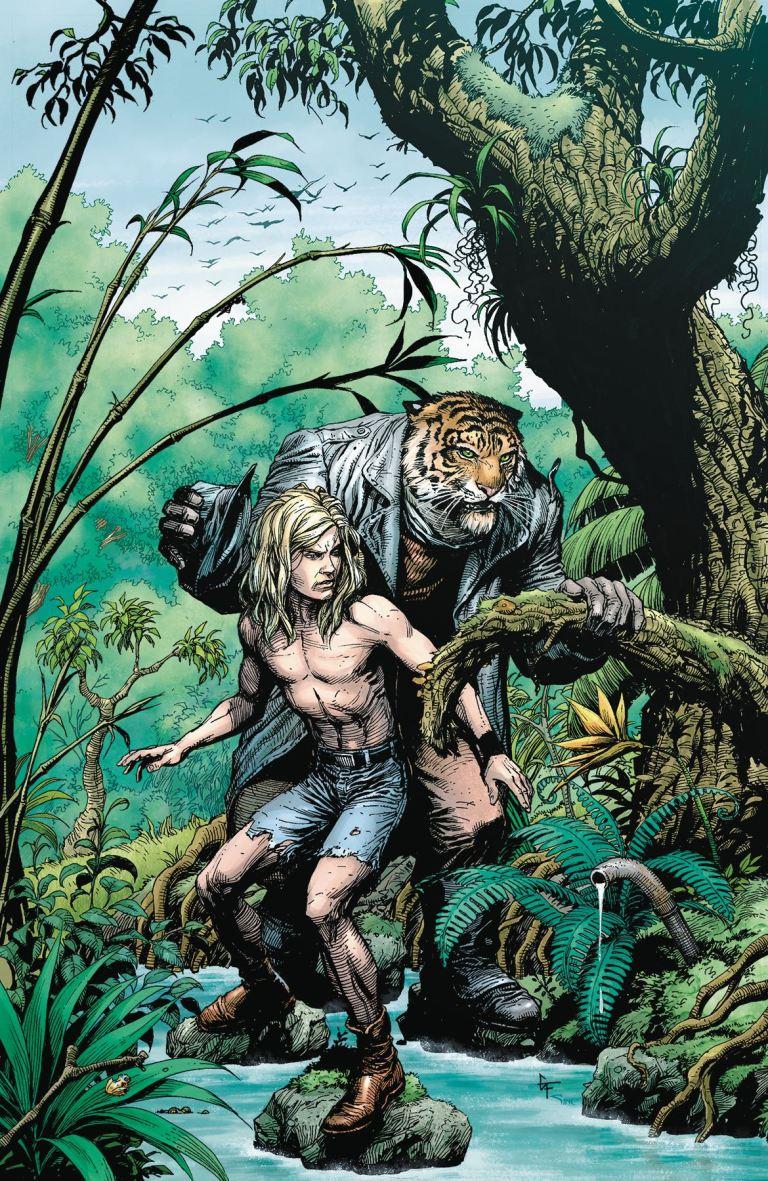 Kamandi Challenge #5 (Cover A Gary Frank)