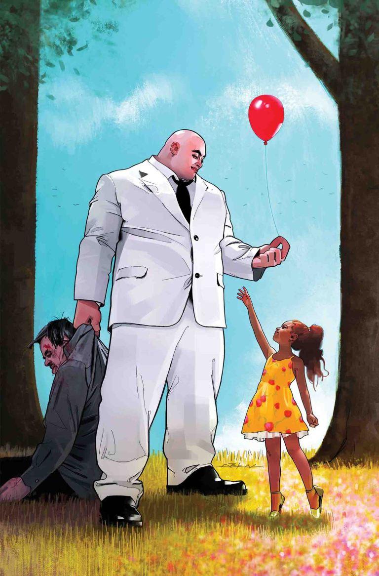 Kingpin #2 (Jeff Dekal Regular Cover)