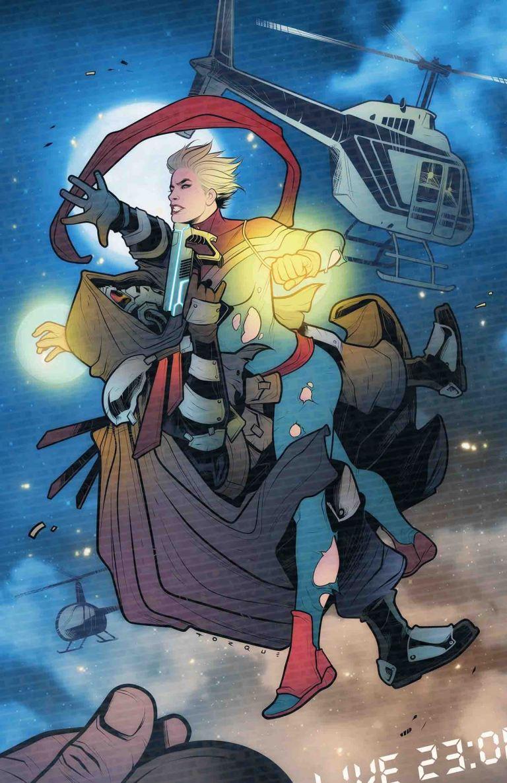 Mighty Captain Marvel #3 (Elizabeth Torque Regular Cover)