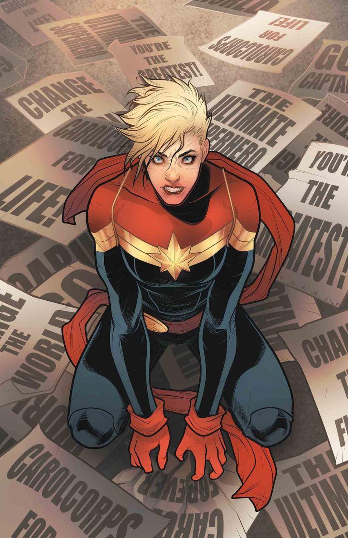 Mighty Captain Marvel #4 (Cover A Elizabeth Torque)