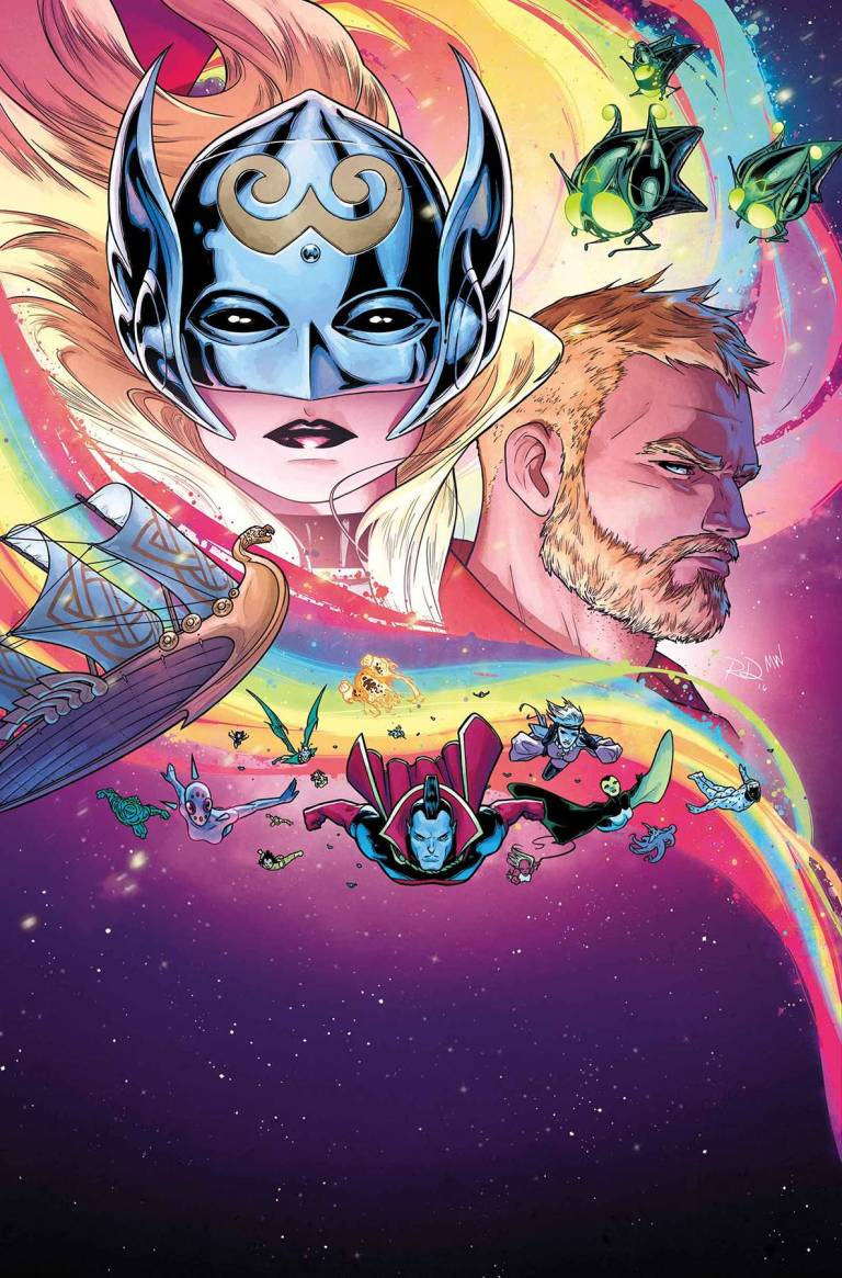 Mighty Thor #15 (Cover A Russell Dauterman)