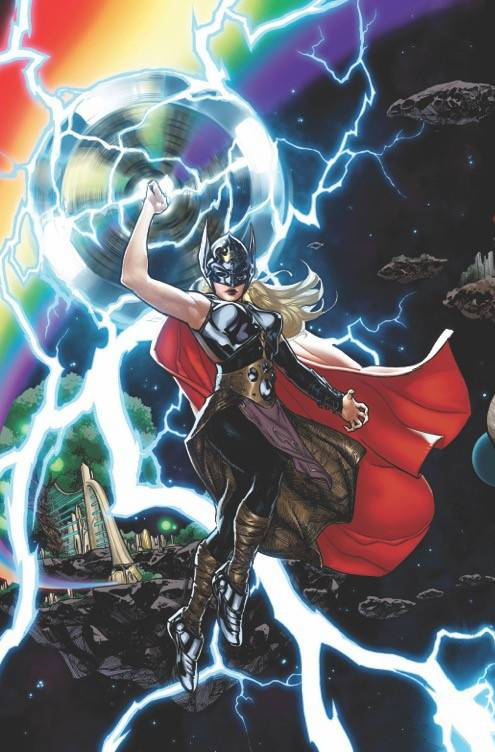 Mighty Thor #15 (Cover C Ryan Sook)