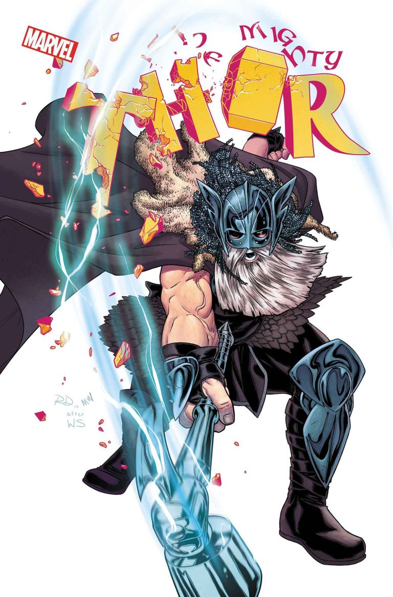 Mighty Thor #20 (Cover A Russell Dauterman)