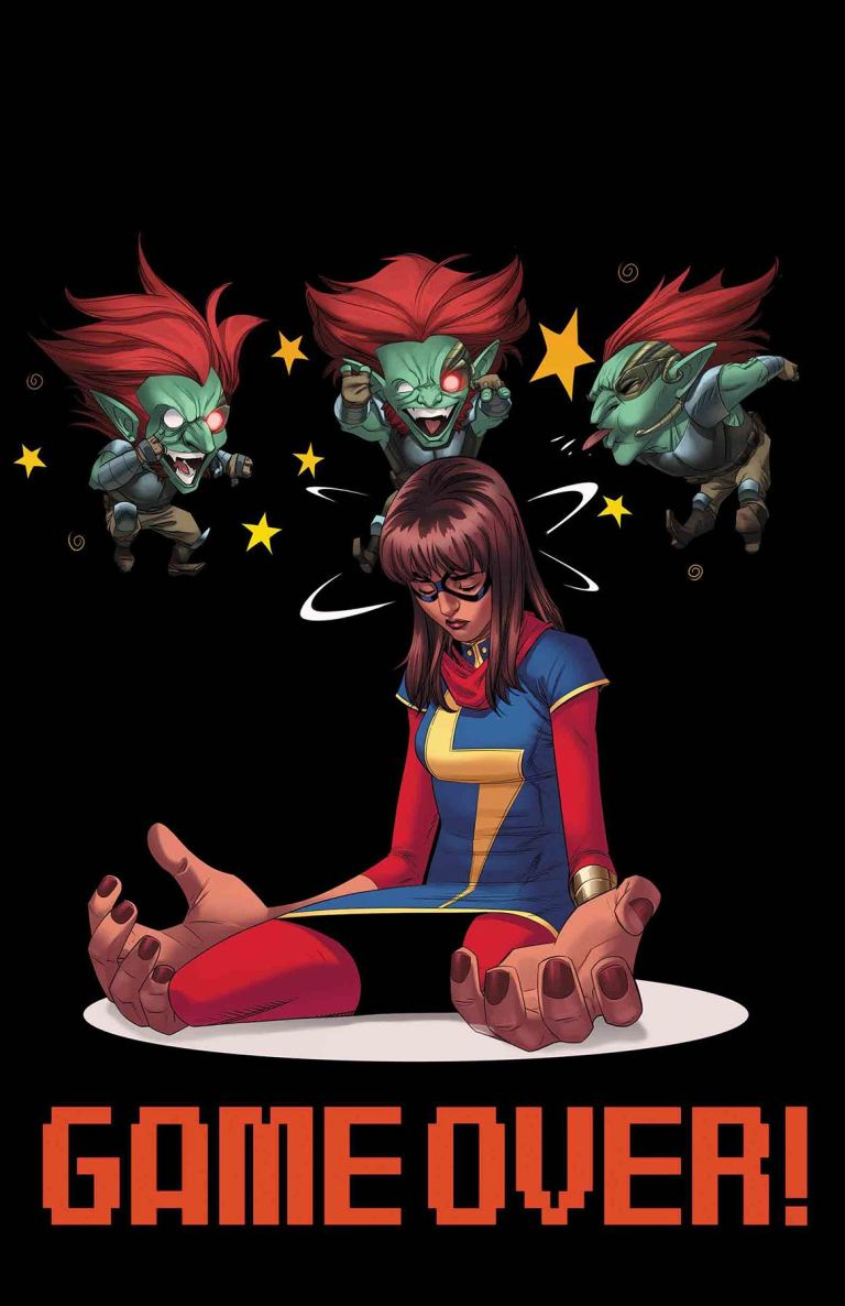 Ms. Marvel #17 (Cover A Nelson Blake II)