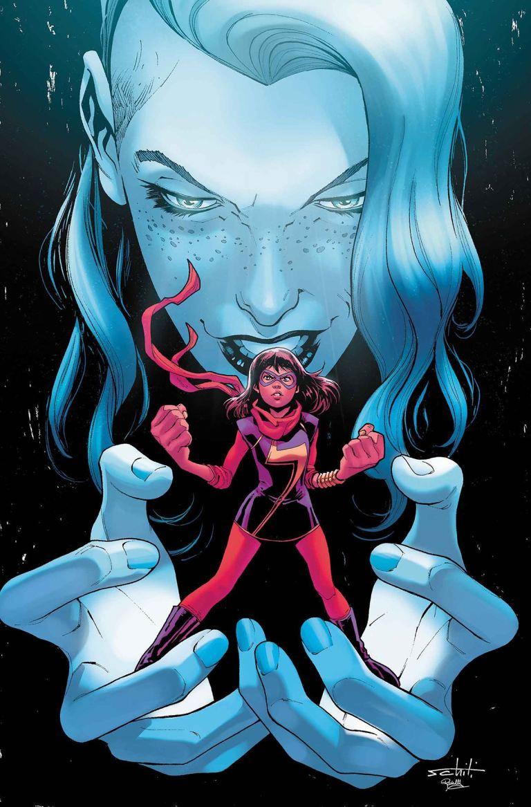 Ms. Marvel #20 (Cover A Valerio Schiti)
