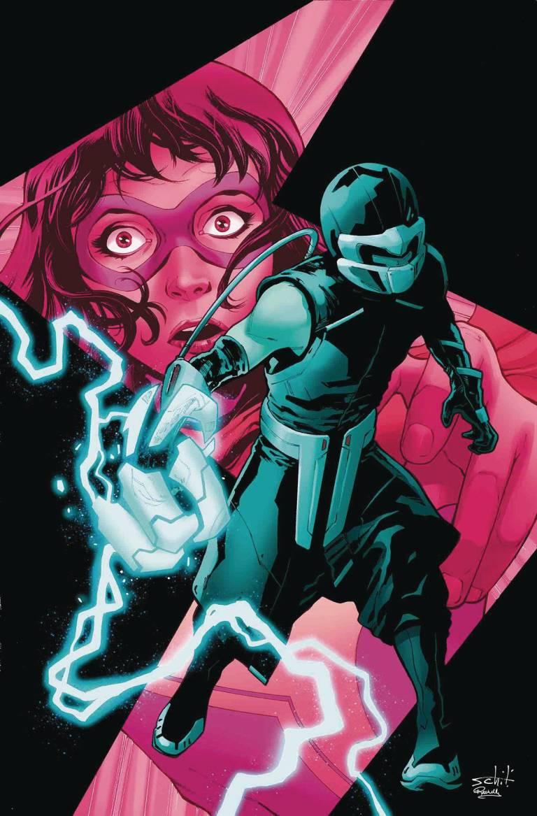 Ms. Marvel #21 (Valerio Schiti Cover)